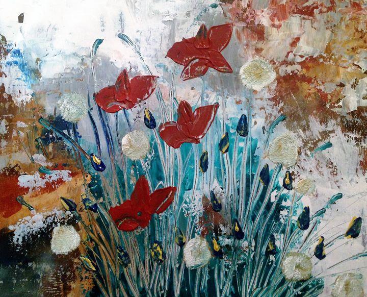 Pride and Joy - Art by Denise Hayden
