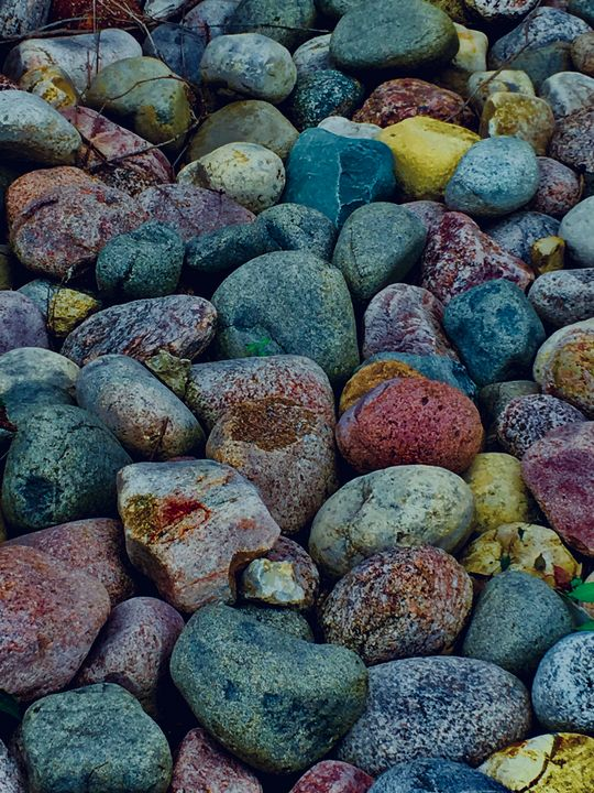 Memorizing Rocks - AJ