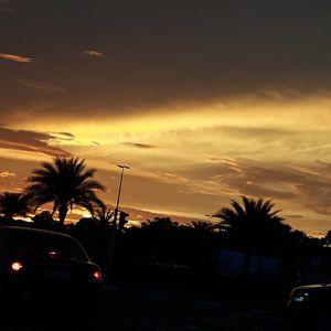 Happy day Sunset