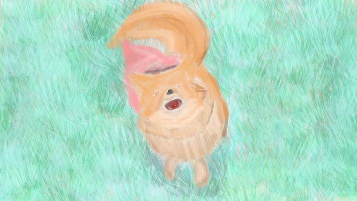 Fox •Ice cream •Dice - Happies