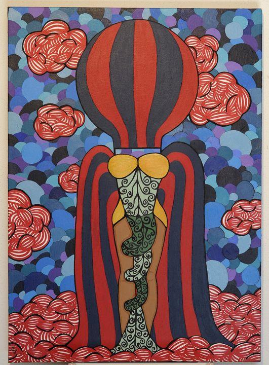 Funny Girl. - Kobberholm Art