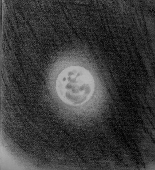 Moon - mohit swarnkar