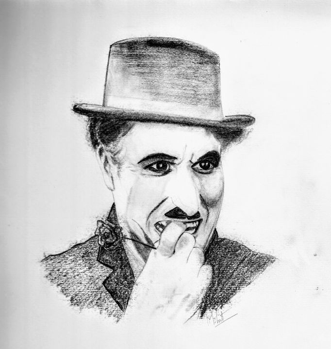 Charlie Chaplin - mohit swarnkar