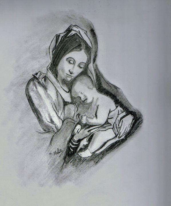 Mother's love - mohit swarnkar