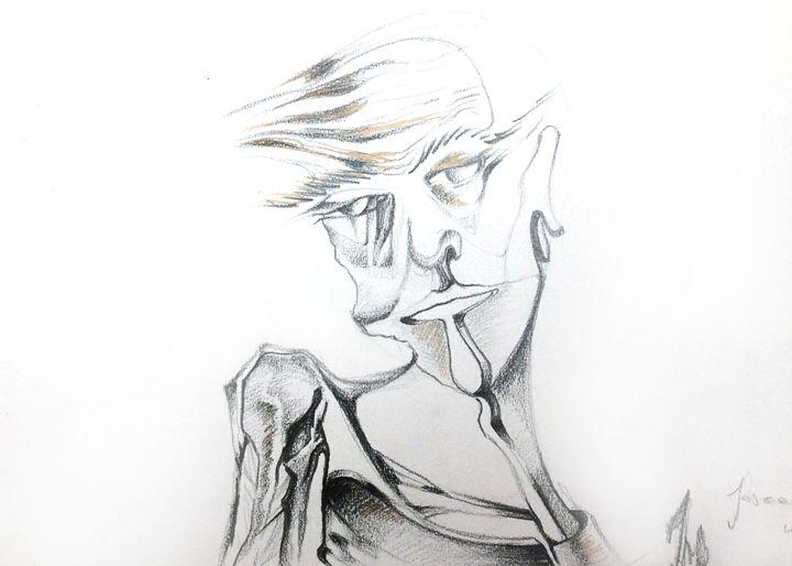 Expressions of a man - Urban Gemini