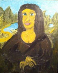 Mona Lisa Simpson