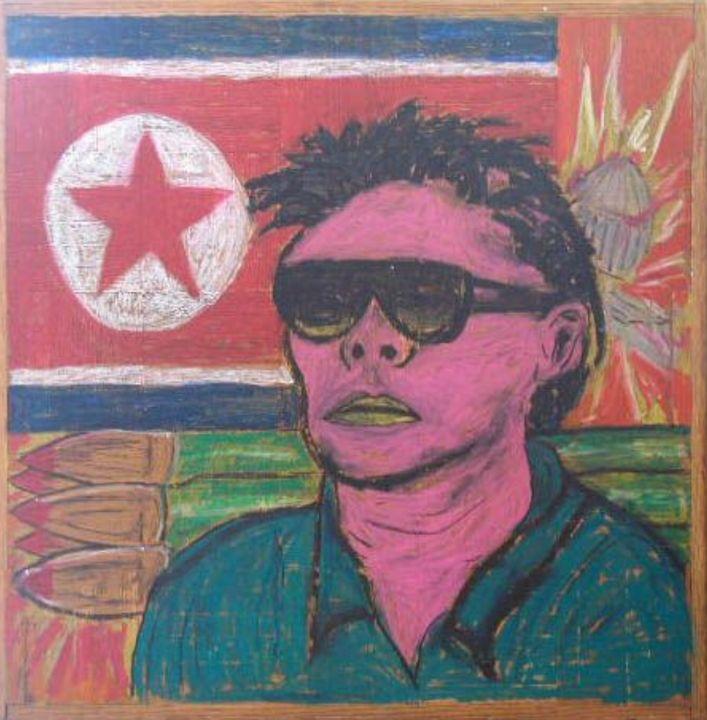 Dictator of North Korea - Christopher Damitio