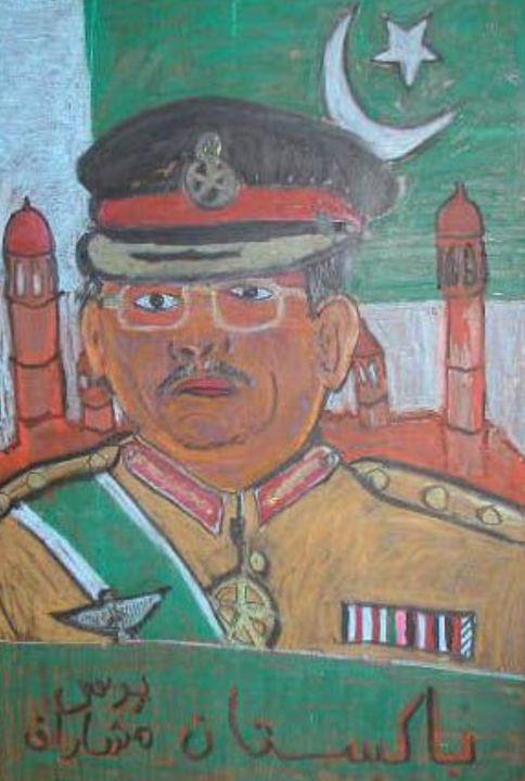 Dictator of Pakistan - Christopher Damitio
