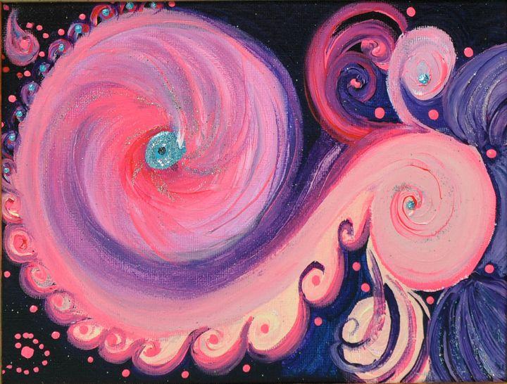 Manifestation - Emi Energy Paintings