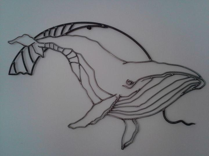 grey whale - Créacier
