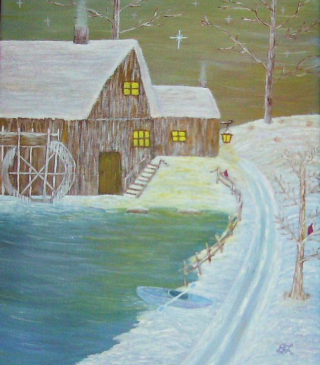 Winter Chill - Bonnie Lynn