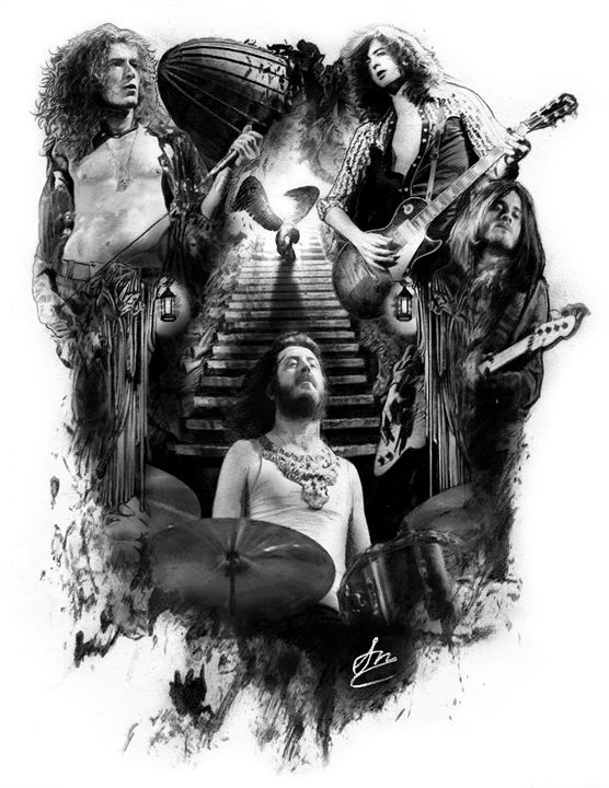 Stairway to Heaven - Stephen Alexander