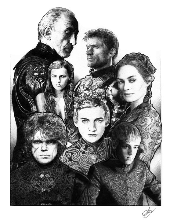 The Lannister Family - Stephen Alexander