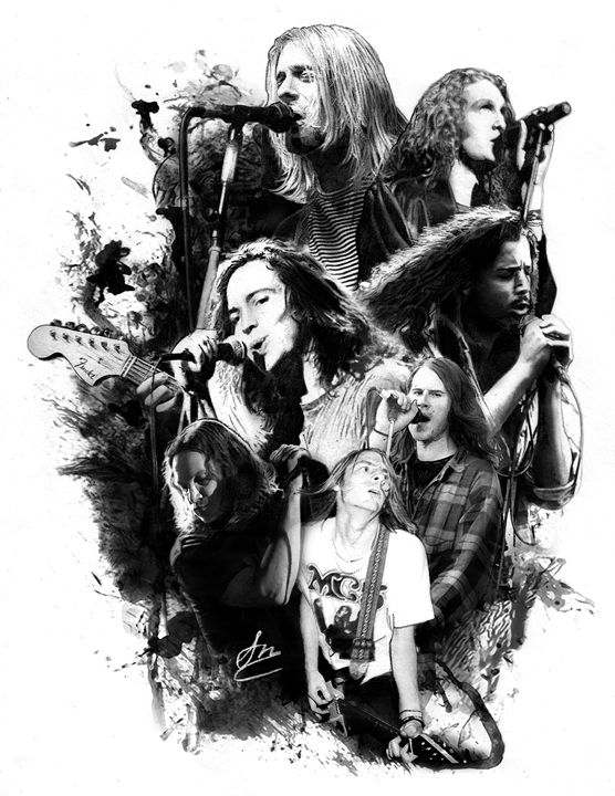 Grunge - Stephen Alexander