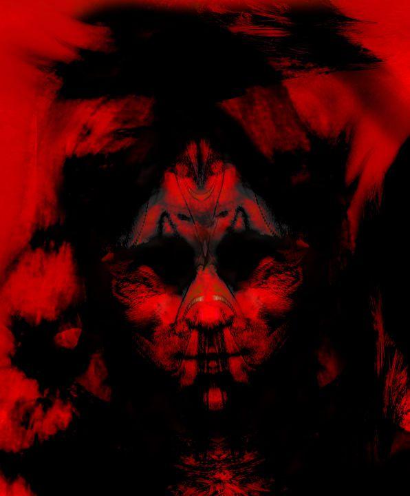 Antichrist - Bloodstone Prints