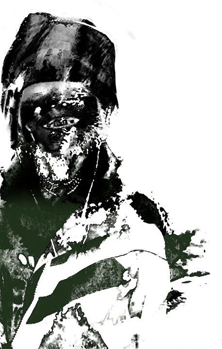 Soldier - Bloodstone Prints