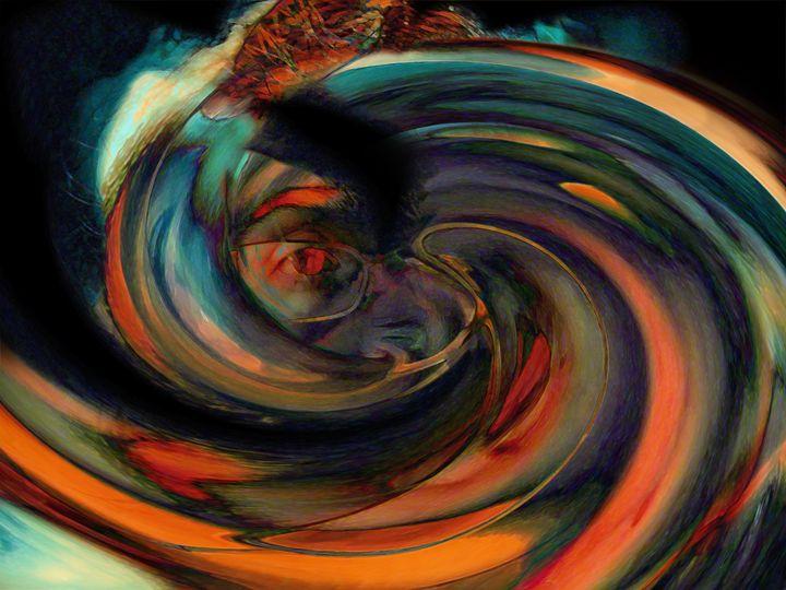 Eyes Like Whirlpools - Bloodstone Prints