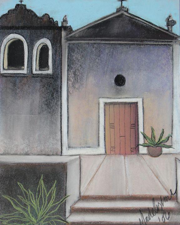 A Simple Church - Madelynne Brown Broyles