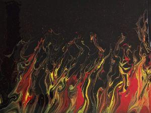 Blazes - Rustic Sass