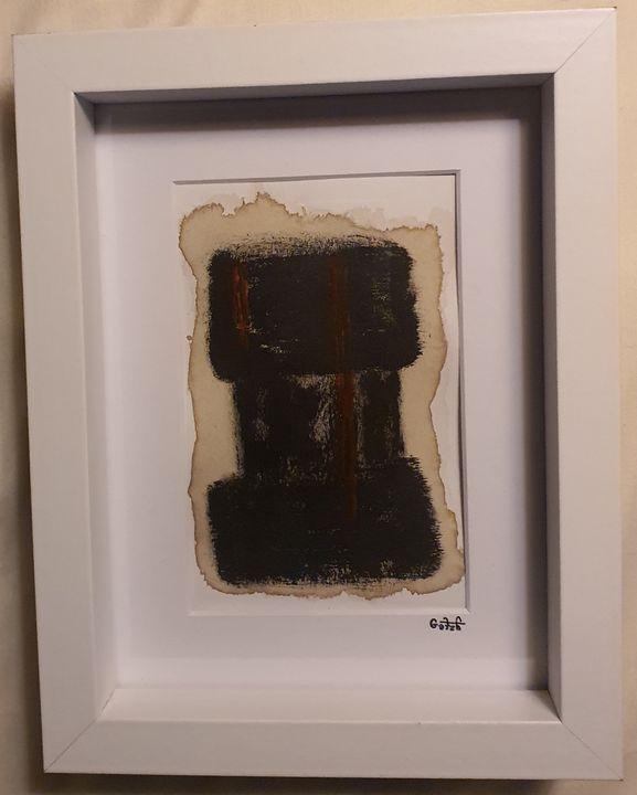 """Black-256."" - The World Of Art Gallery."