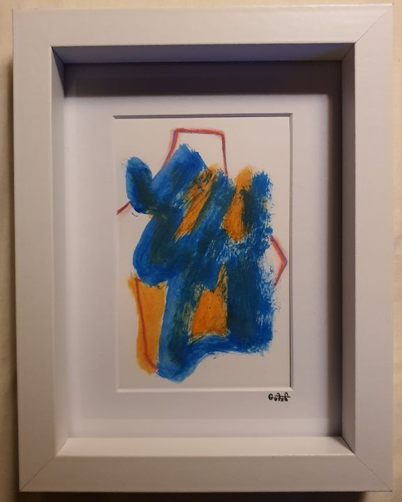 """""""Composition No.4."""" - The World Of Art Gallery."""