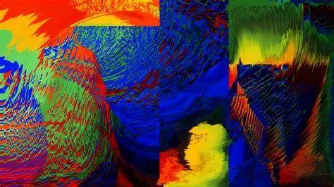 Digital Art. - The World Of Art Gallery.