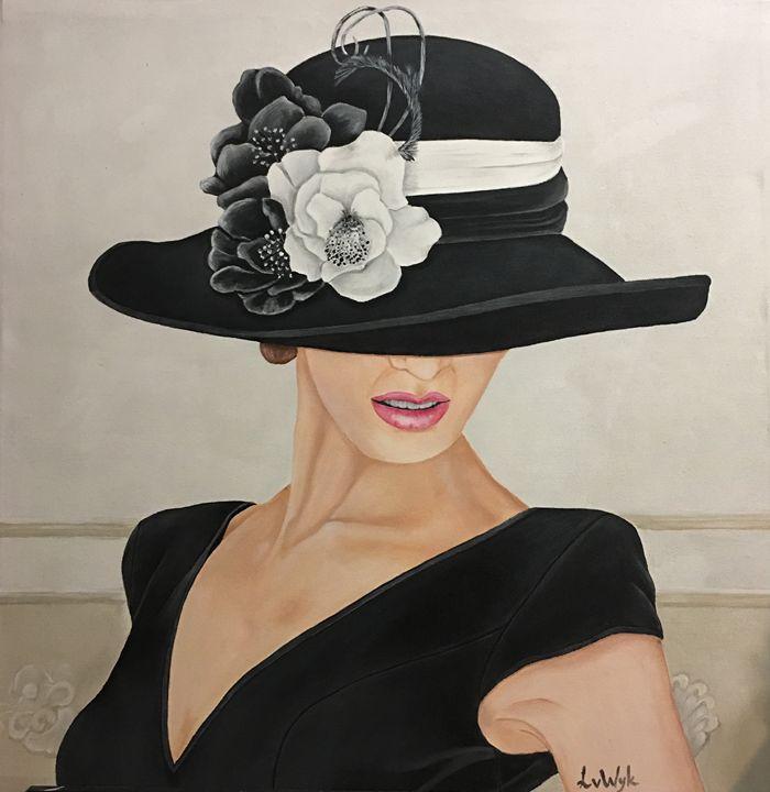 Lady Luck - L van Wyk / Living Arts