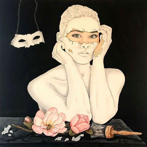 Lady Gypsum - L van Wyk / Living Arts