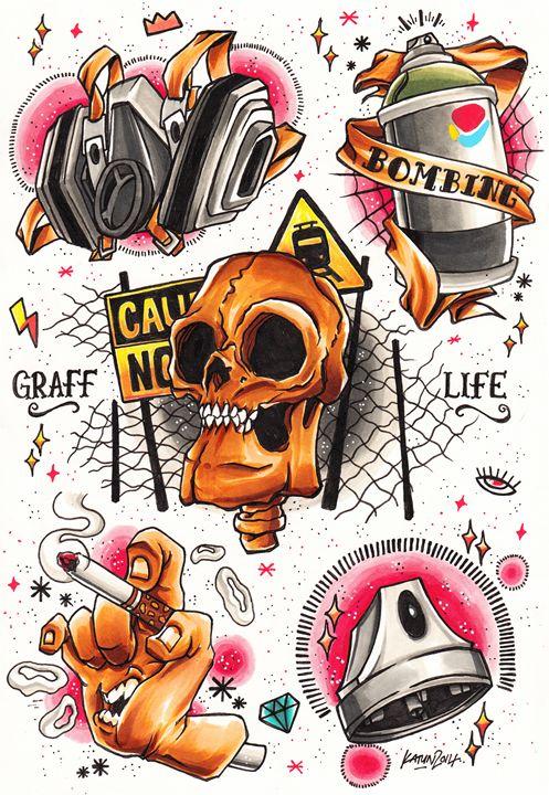 grafflife - KATUN