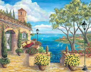 Sunny Villa by the Sea