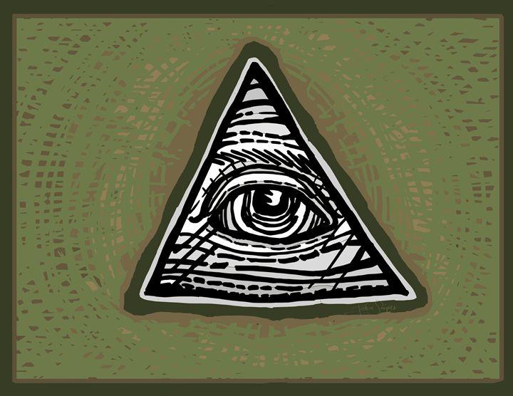 Eye of Providence - John Snipes