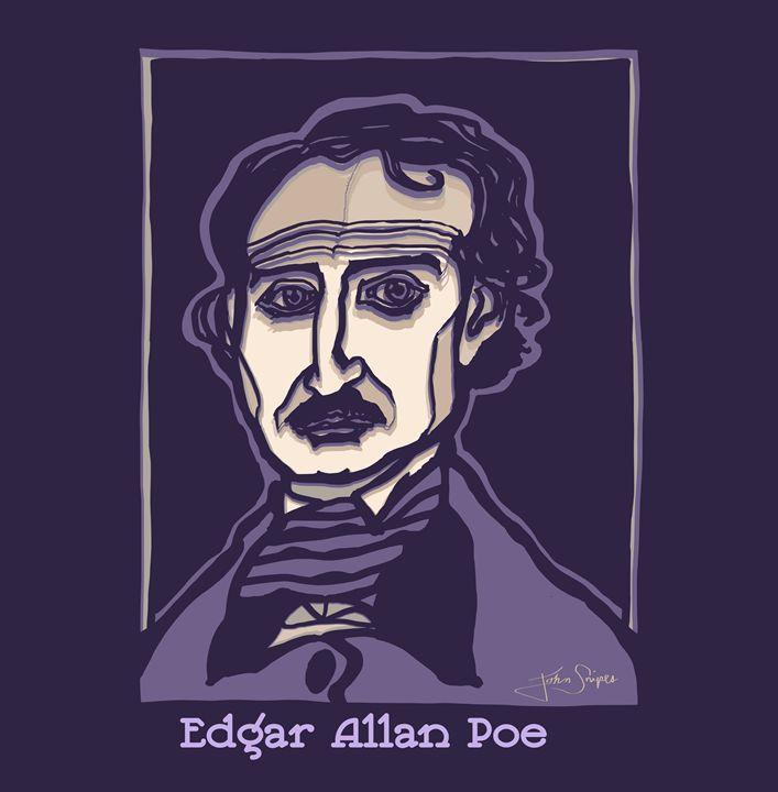 Edgar Allan Poe - John Snipes