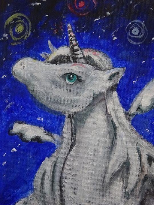 Nightly Unicorn - TrientDesigns