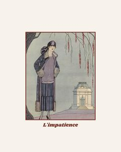 L'impatience - Art Deco