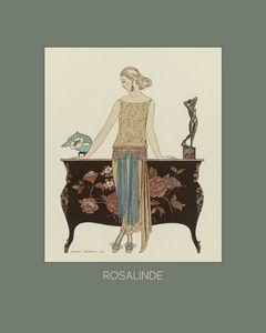 Rosalinde - Mysterious femme fatale