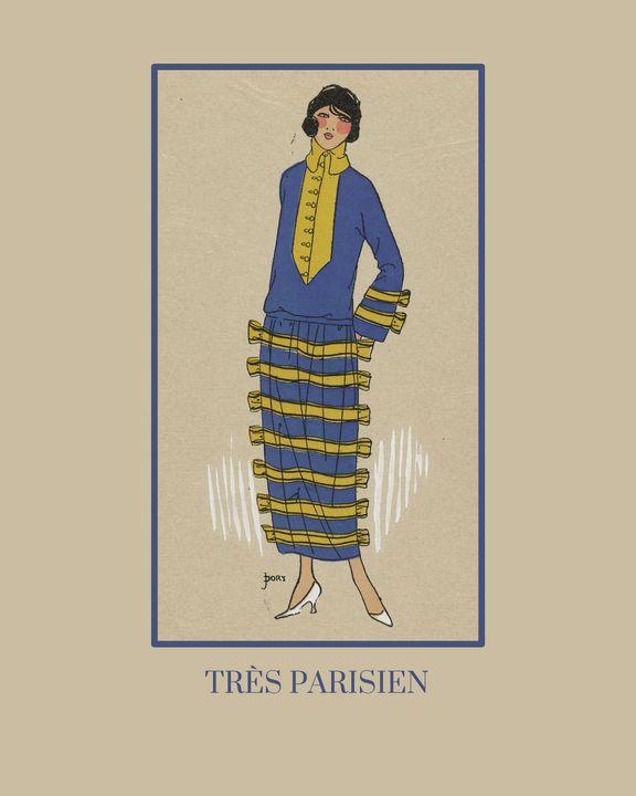 Très Parisien - NOONY