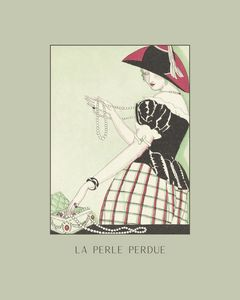 La perle perdue - Vintage, fashion