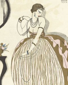 La petite princesse - boho, Art Deco