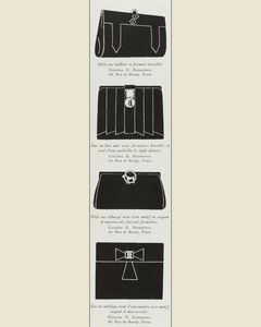 Le sac a main - boho, fashion, mode