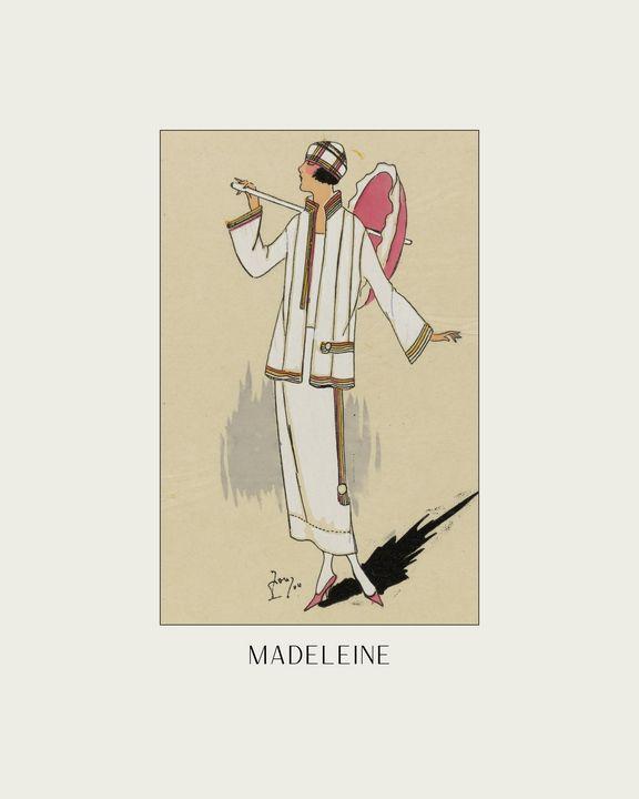 Madeleine - NOONY