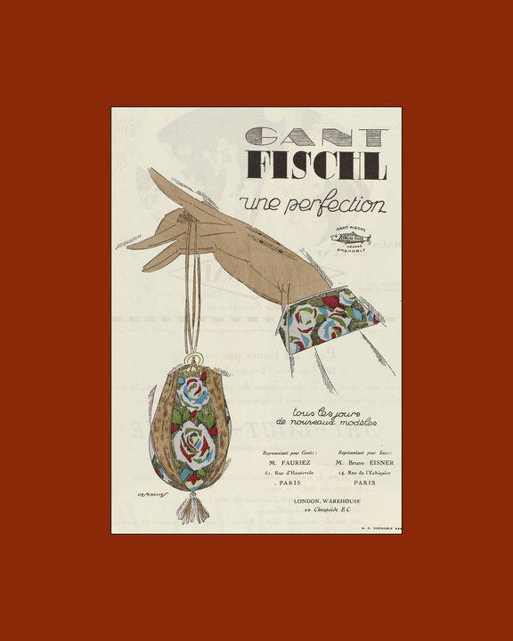 La publicité - Art Deco 1920s - NOONY