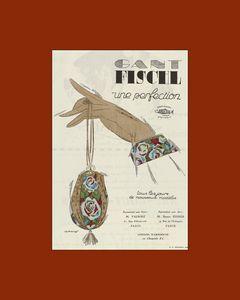 La publicité - Art Deco 1920s