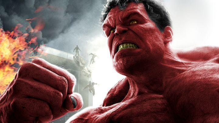 Red Hulk - Asmodeus