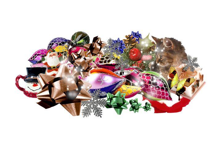 christmas card - Theo Nedregård