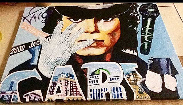 Michael Jackson - Alena Fuller
