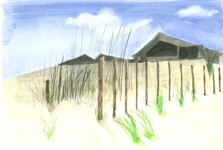 Beach House - Rick Hobson