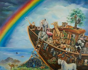 The Promise, Noah's Ark