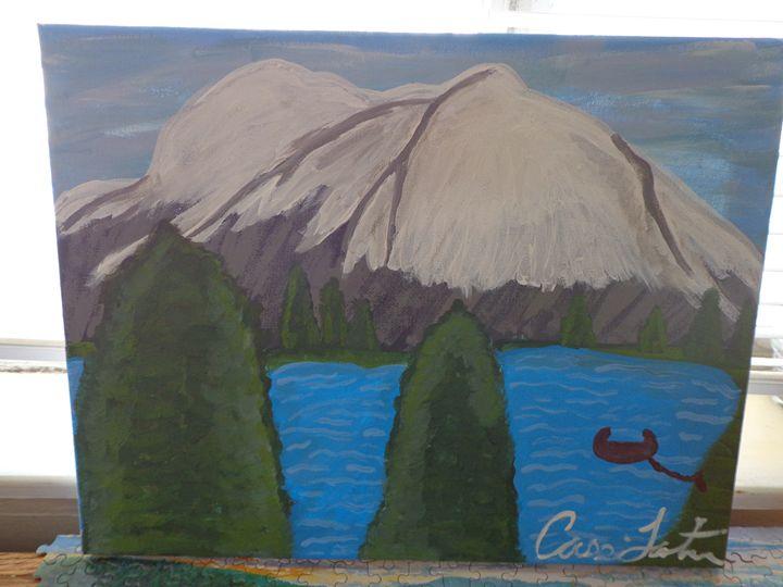 Mountain Air - Paintings