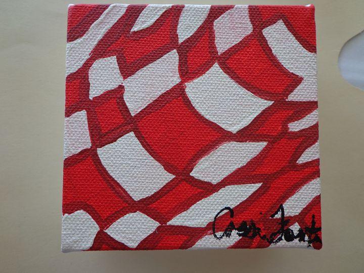 Illusive Curves - Paintings