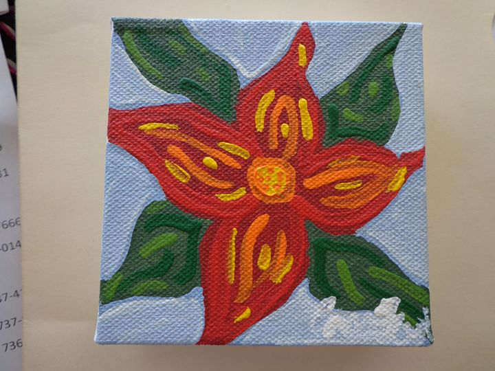 Summer Petals - Paintings